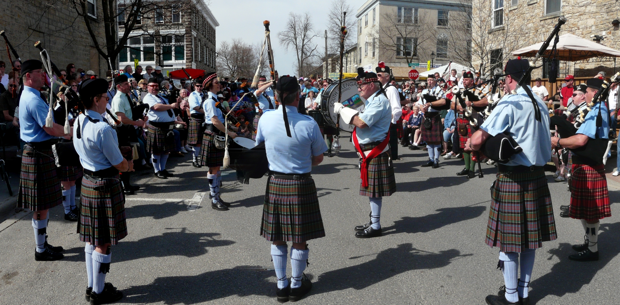 _ Festival_South Glengarry Pipe & Drum Band_festival of maples_spring_Simon Lunn_Perth2 (2)