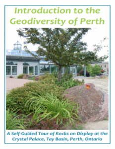 Perth Geo History Booklet Cover