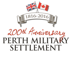200th Anniversary Perth Military Settlement