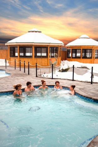 Relax and unwind in Lanark County's spas and B&Bs