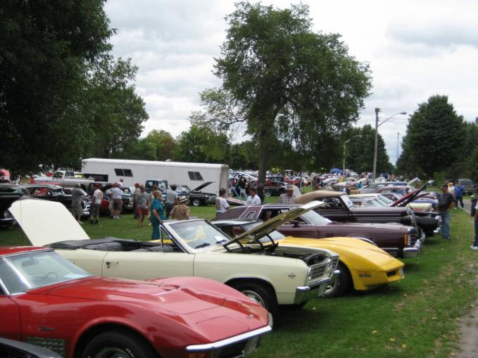 Made For Cruising Discover The Classic Car Shows Of Lanark County