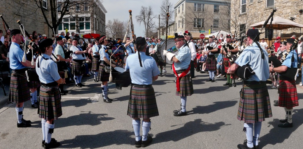 Festival_South Glengarry Pipe & Drum Band_festival of maples_spring_Simon Lunn_Perth3