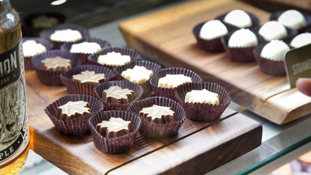 chocolate maple moonshine leaf perth works reunion trail