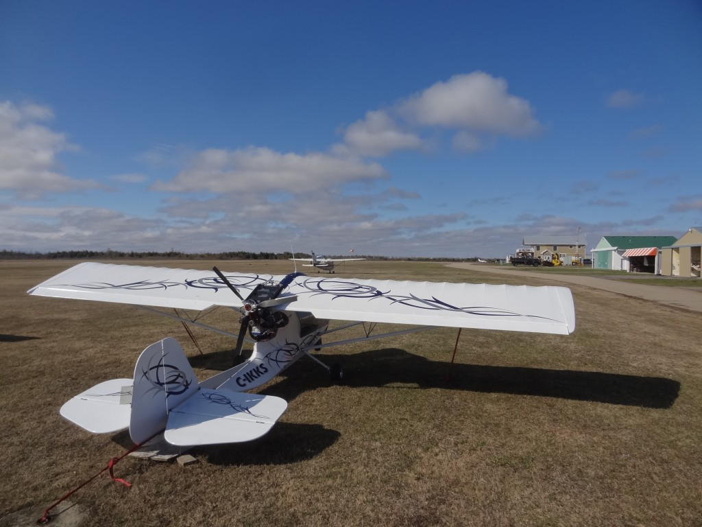 Smiths Falls Airport DSC01546