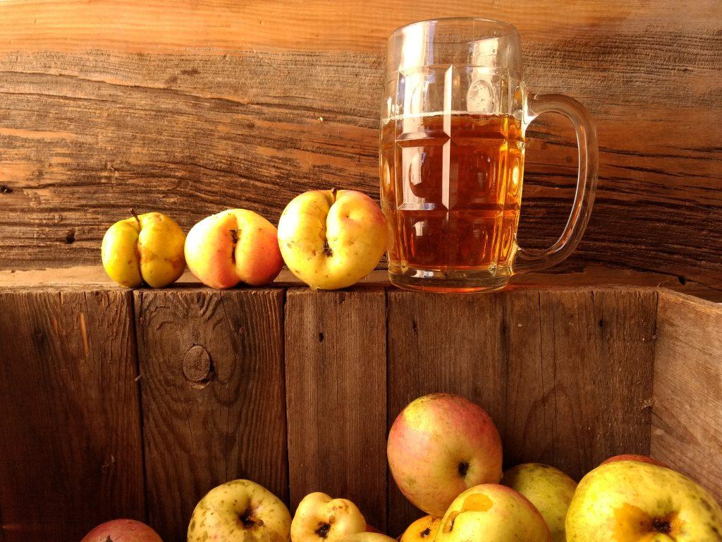 Ugly Apple Cider