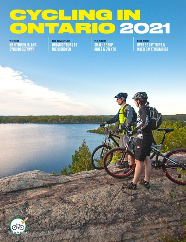 Cycling in Ontario 2021