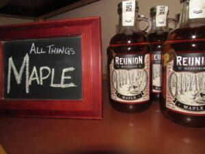 maple moonshine