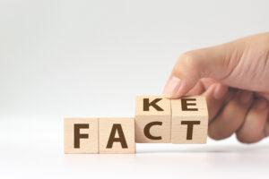 fact or fake blocks