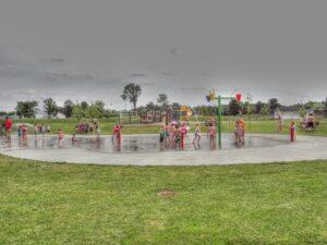 lower peach park splash pad