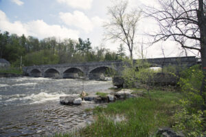 5 span bridge